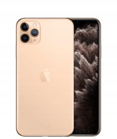Apple iPhone 11 Pro Max 64GB złoty