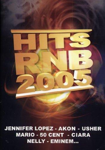DVD V/A Hits Rnb 2005