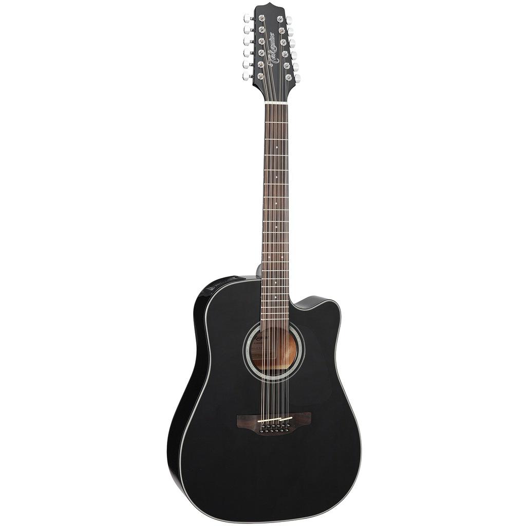 Takamine GD30CE-12 BLK - gitara elektro-akustyczna
