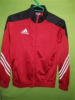 Adidas dres komplet piłkarski chłopięcy 13-14 lat