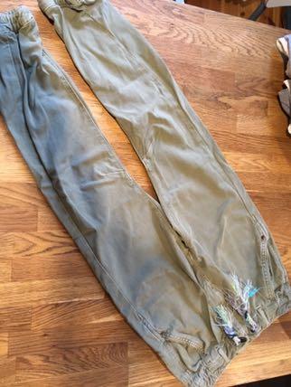 Zara spodnie 11-12 140-146