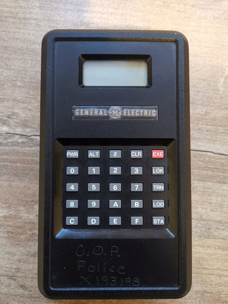 GE ERICSSON KeyLoader IDA DES klucze szyfrujące