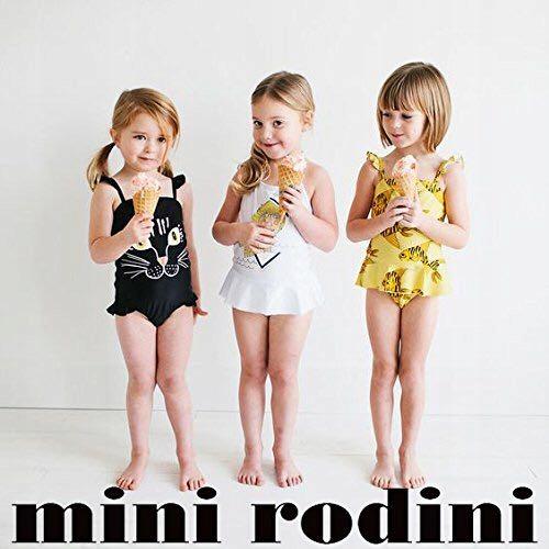 Mini Rodini kostium kąpielowy ahoj 116/122