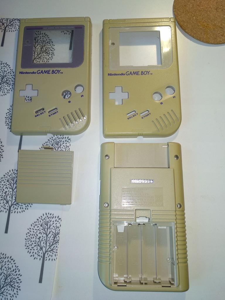 Obudowa GB Classic DMG-001