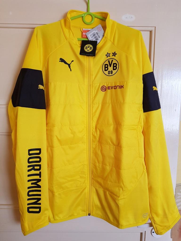 BVB Borussia Dortmund NOWY PUMA DRES TRENINGOWY