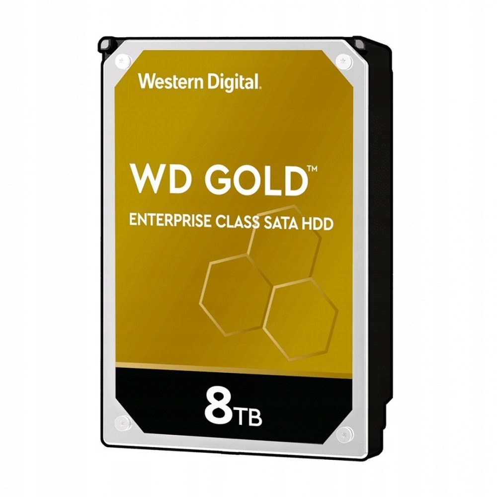 "HDD Gold Enterprise 8TB 3,5"" 256MB SATAIII/72"