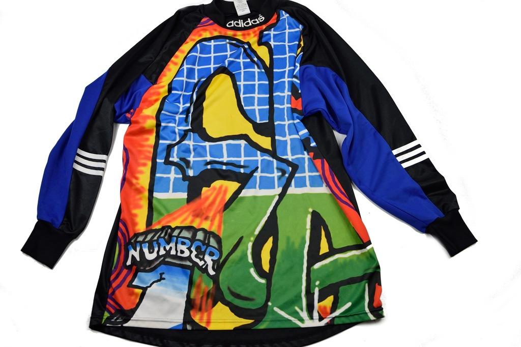 bluza bramkarska adidas retro