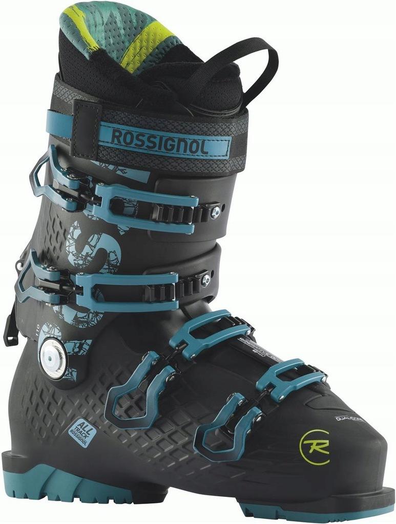 Buty narciarskie Rossignol Alltrack 110 Czarny 28/