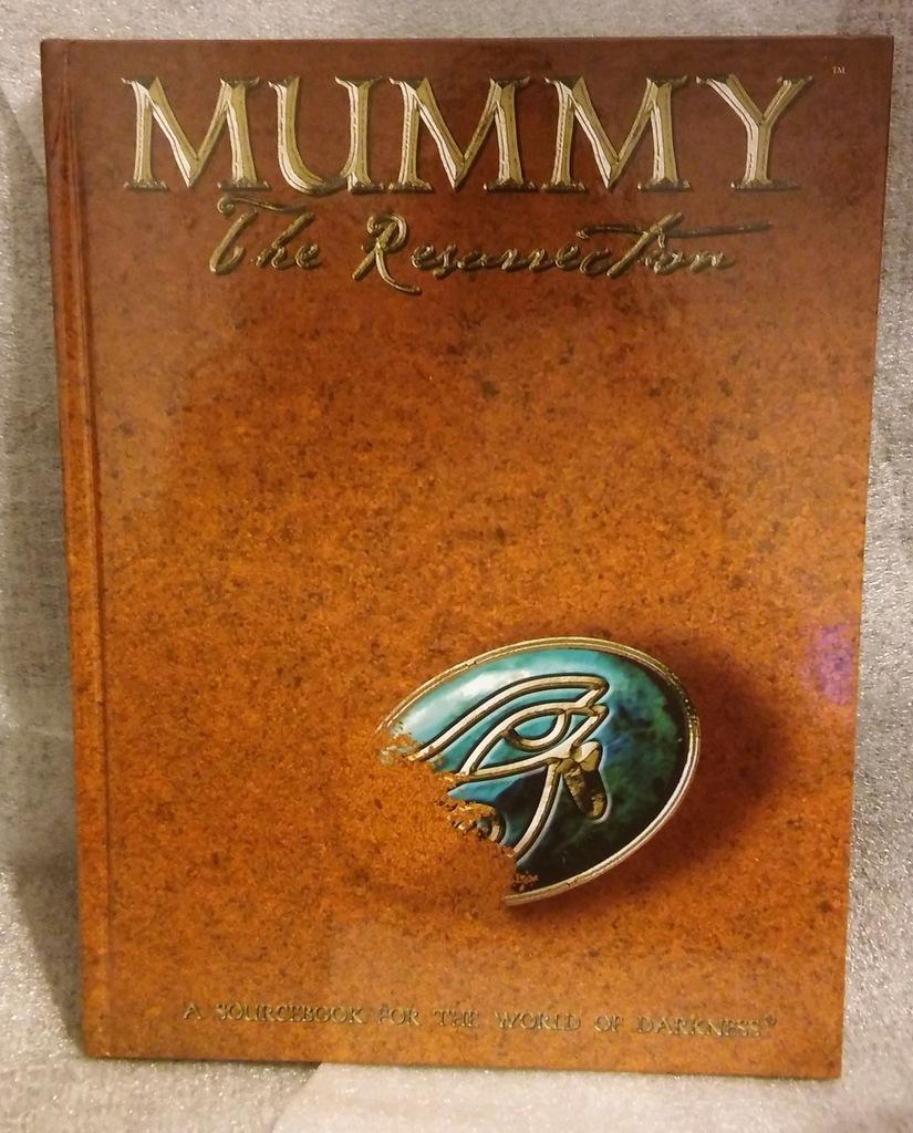 :} Mummy: the Resurrection