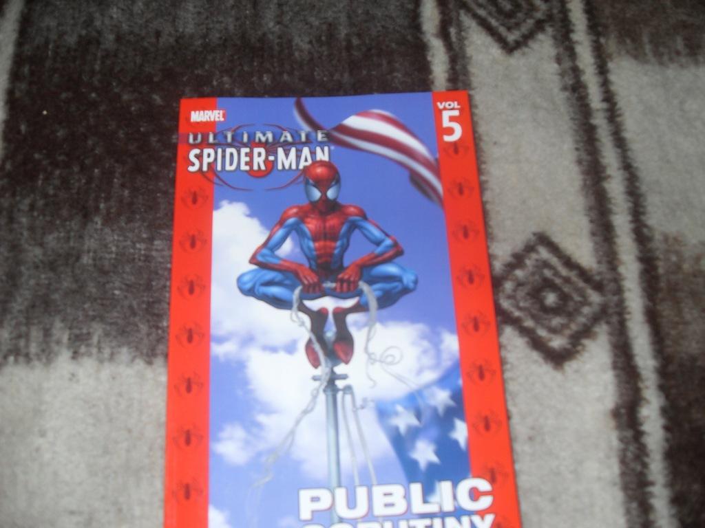 Ultimate Spider-Man vol 5