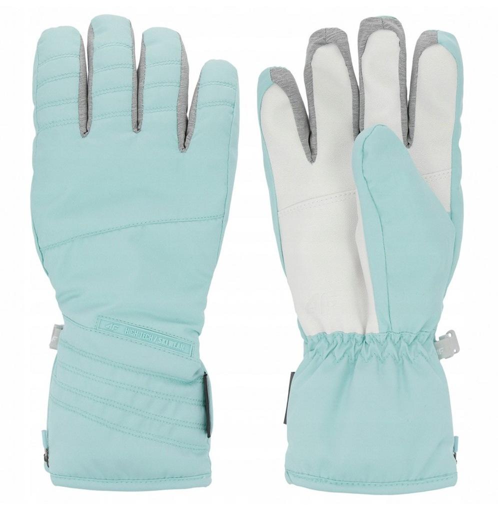 Rękawice Narciarskie Damskie 4F Thinsulate r. M