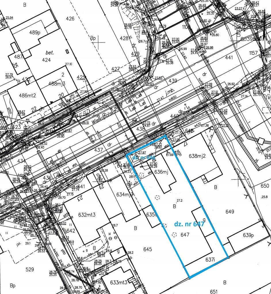 Gdynia Orłowo 800 m2 działka pod wynajem