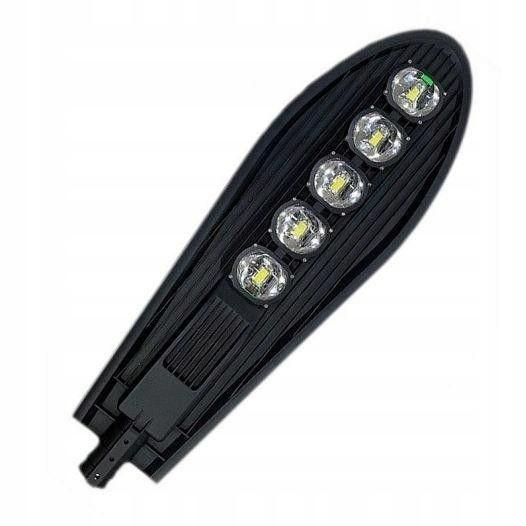 ULICZNA LATARNIA 250W GŁOWNIA LAMPA LED