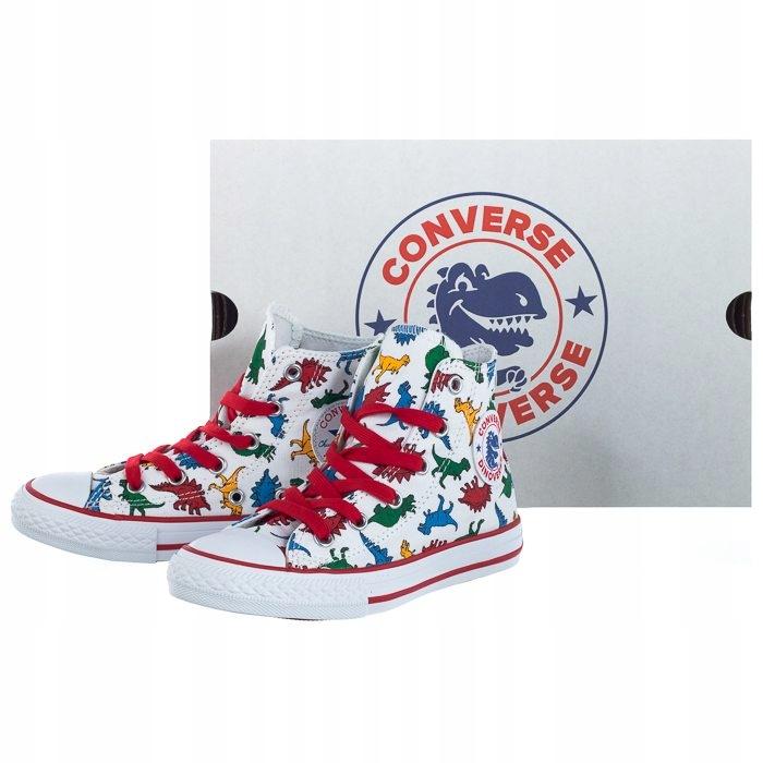Buty dla Dzieci Trampki Converse All Star 663636C