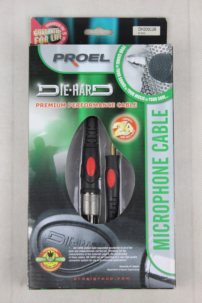 kabel mikrofonowy Die Hard Dh200LU6