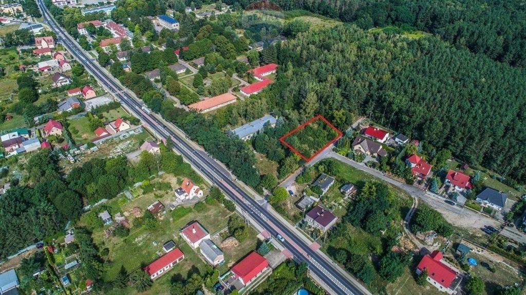 Działka, Torzym (gm.), Sulęciński (pow.), 903 m²
