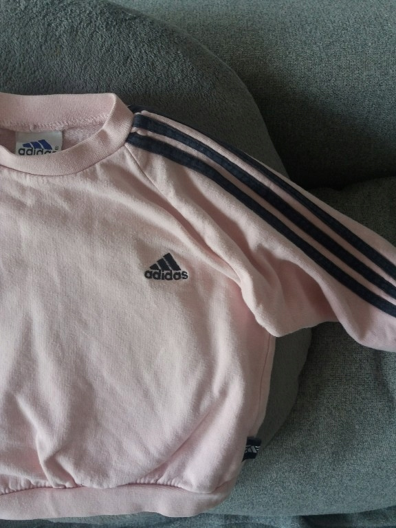 bluza adidas 9-12m ADIDAS