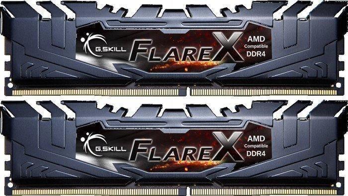 G.Skill Flare X 16GB DDR4 3200 MHz XMP AMD / Intel