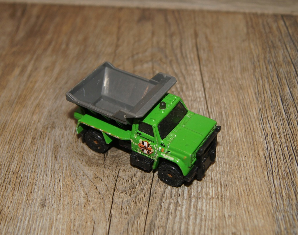 Autko samochod resorak Hot Wheels zielony
