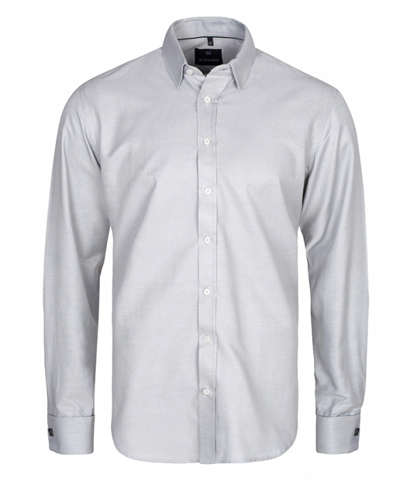 Koszula Męska Dla Otyłych Klasyczna Spinki 3XL 7659254438