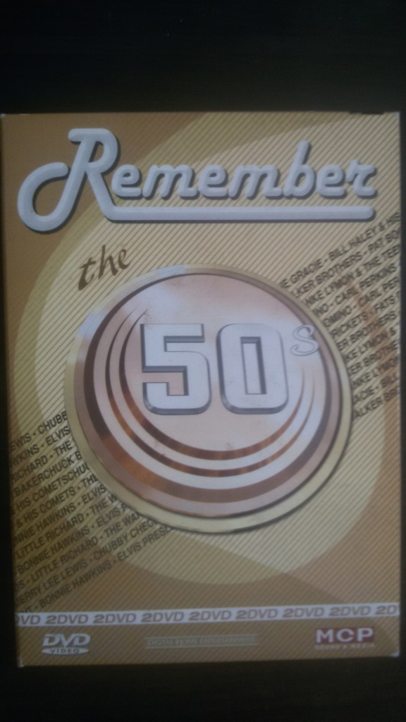 Remember the 50's DVD