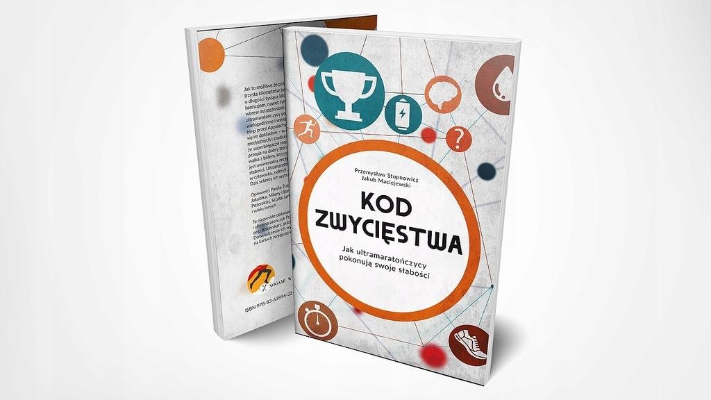 Książka Kod zwycięstwa