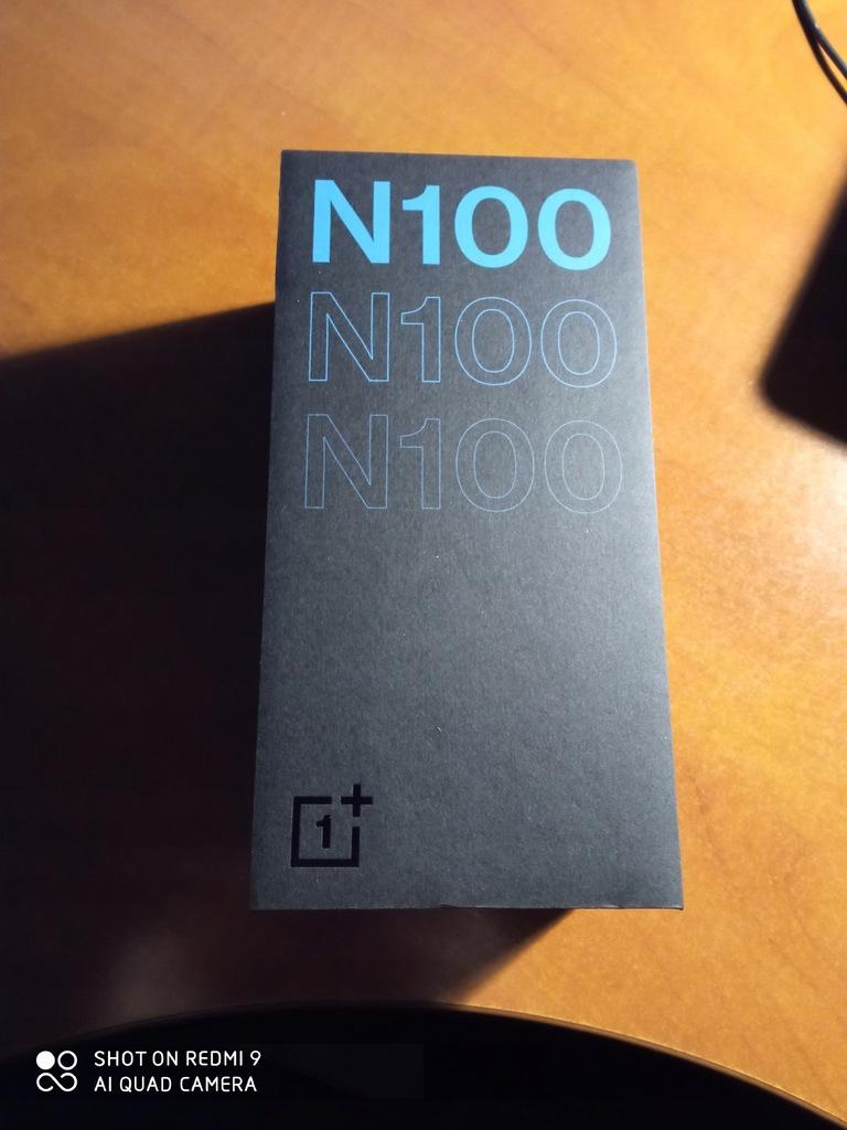Smartfon OnePlus Nord N100 4/64GB LTE GPS DS 90Hz