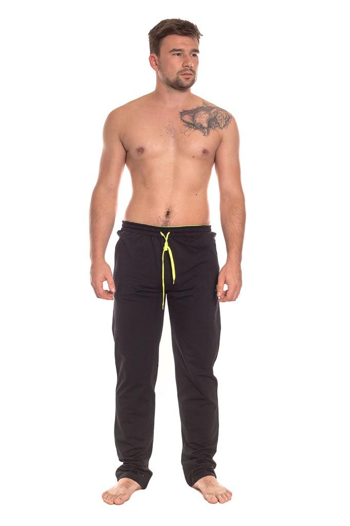 Spodnie męskie Dresowe - rozm. M (68472)