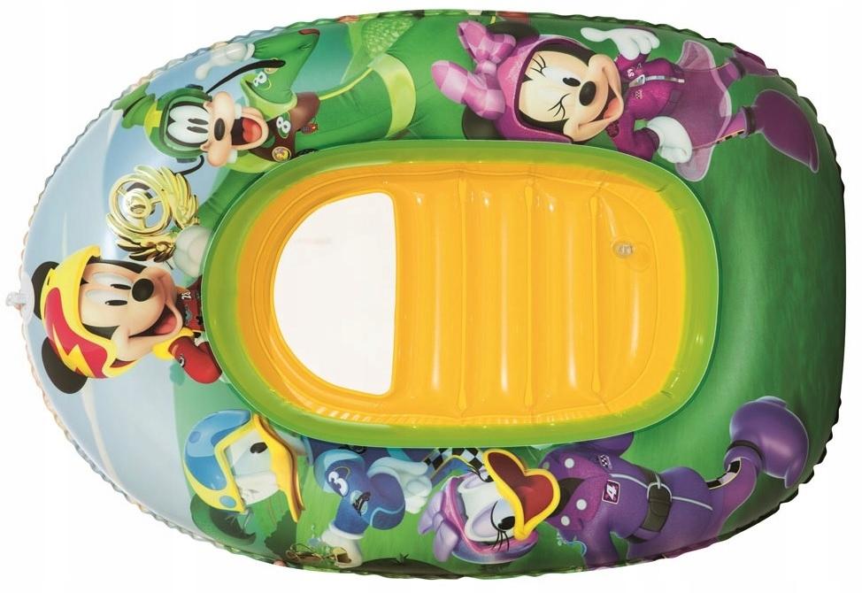 Pontonik Do Pływania Mickey 102x69 BESTWAY 91003