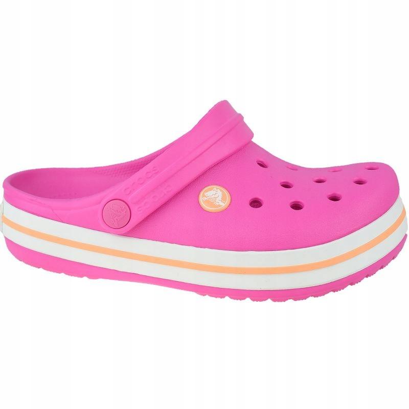 Klapki Crocs Crocband Clog K Jr 204537-6QZ 32/33