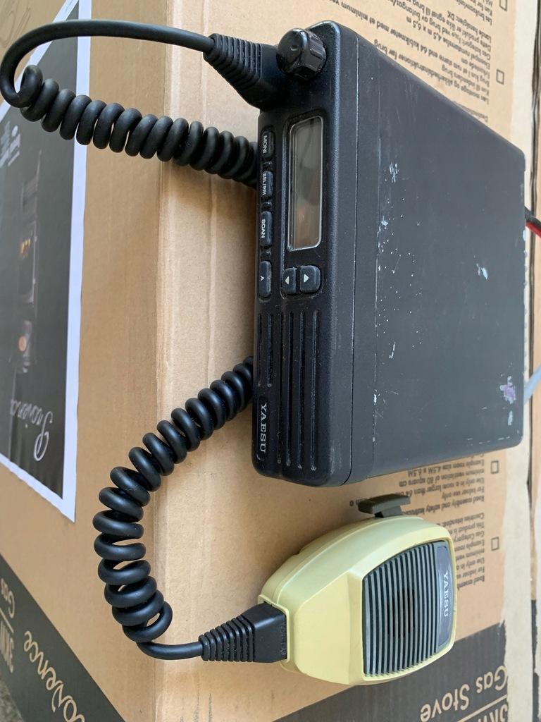 RADIOTELEFON YAESU VX3000 134-174MHz 50W GWAR
