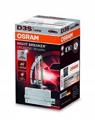Żarówka, reflektor dalekosiężny OSRAM 66340XNB