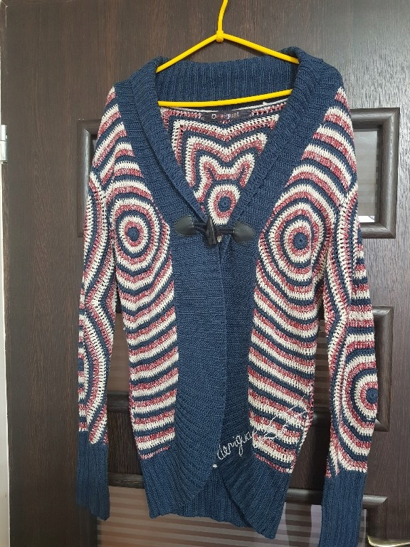 Desiqual kardigan swetr