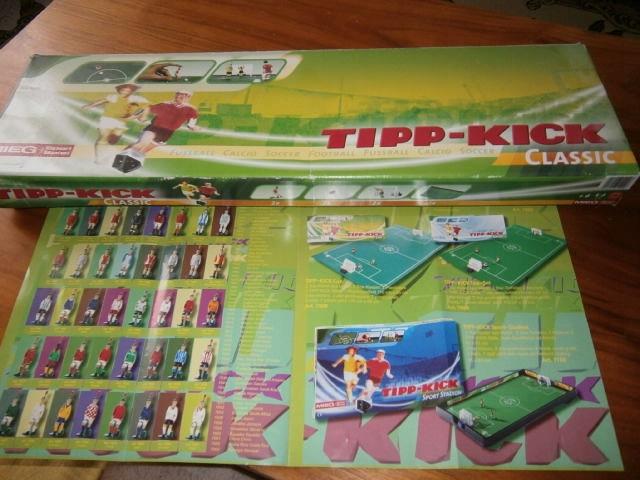 TIPP KICK CLASSIC Gra planszowa piłka nożna