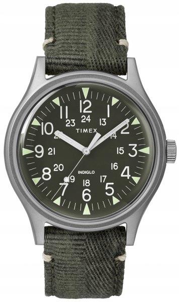 Zegarek męski TIMEX TW2R68100 Indiglo