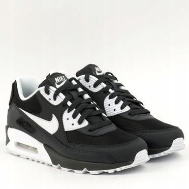 Nike Air Max 90 537384 089 Czarne, Szare, r.43 www