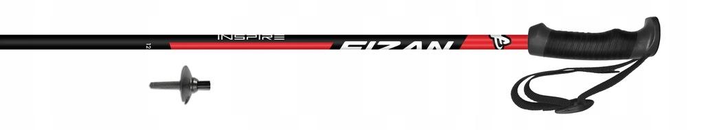 Kije narciarskie Fizan INSPIRE Red 110 cm