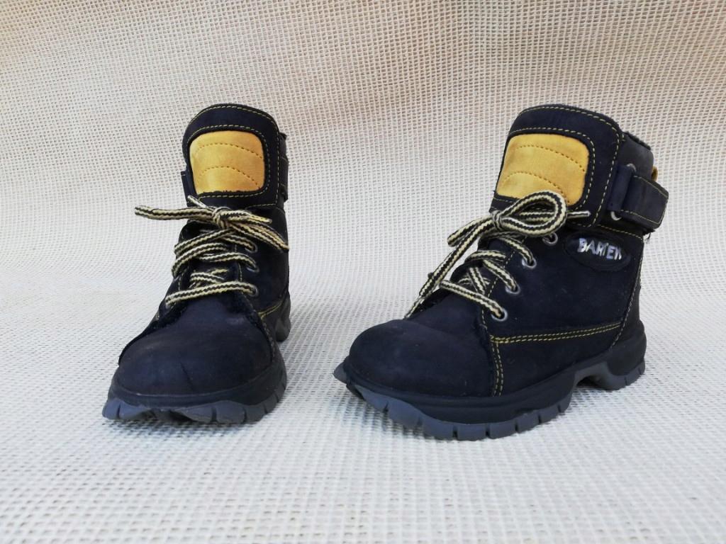 Buty zimowe Bartek rozm. 25, dł wkł 14,5cm