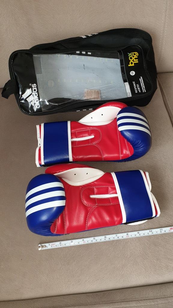 Adidas rękswice bokserskie