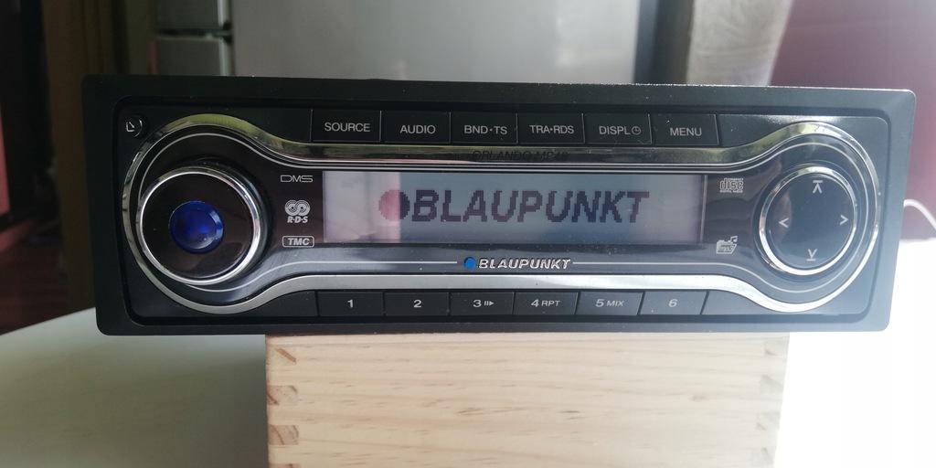 Radio samochodowe Blaupunkt Orlando mp 46 aux mp3