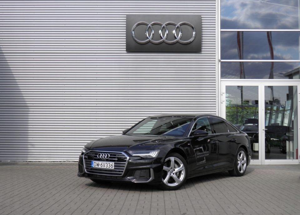 Audi A6 C8 7650031636 Oficjalne Archiwum Allegro