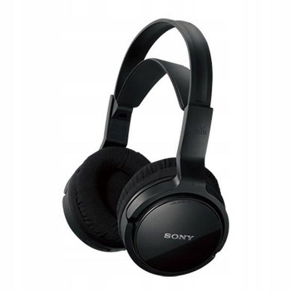 Słuchawki Bezprzewodowe Sony MDR RF811RK Czarny