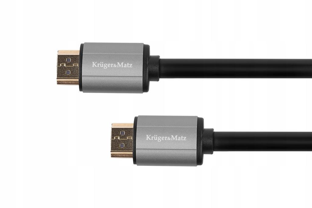 Kabel HDMI-HDMI 3m Kruger&Matz Basic