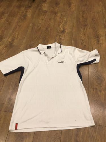Biały tshirt UMBRO r.M