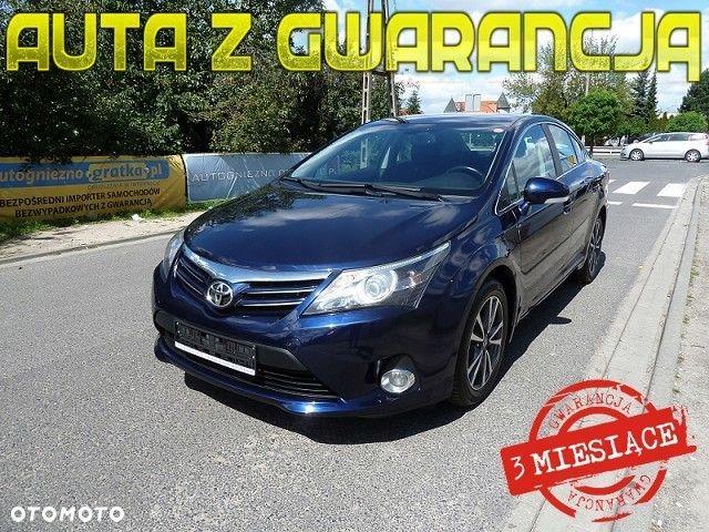 Toyota Avensis *NAVI PO POLSKU+DVD+KAMERA