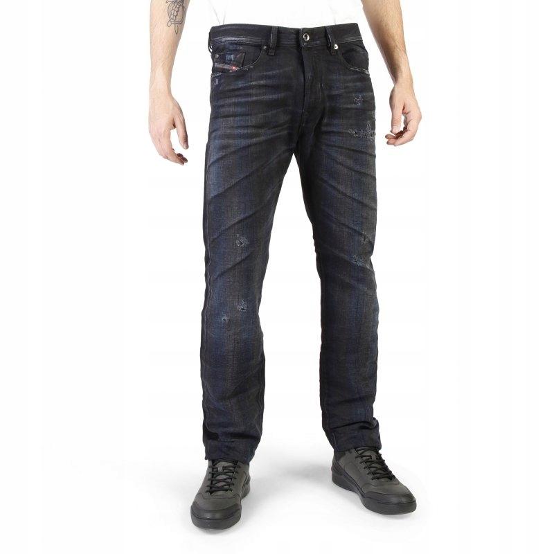 Diesel BUSTER_L32_00SDHB jeansy męskie black 33
