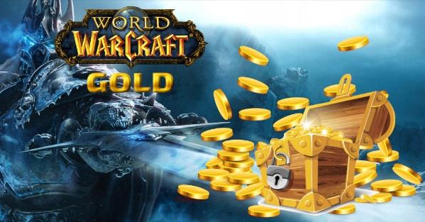 WoW Classic Gandling 500 GOLD EU Horda