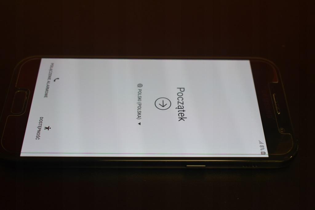 Samsung Galaxy A5 (2017) czarny 32 GB OKAZJA!!