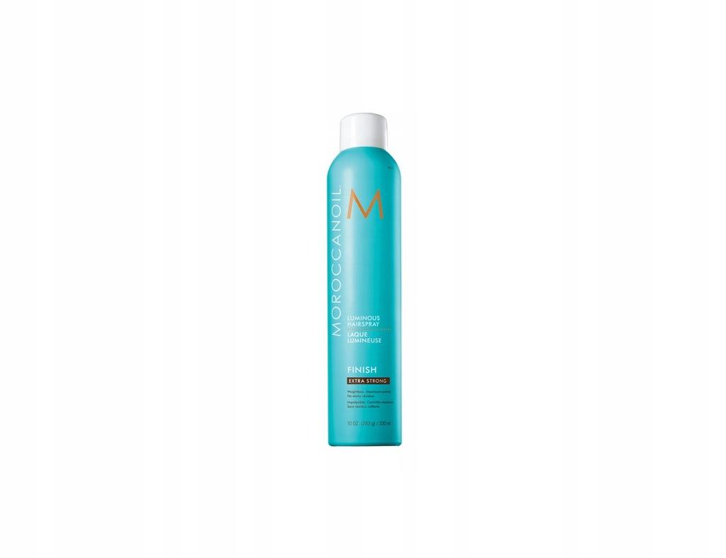 Moroccanoil Finish Luminous Hairspray Lakier 330ml