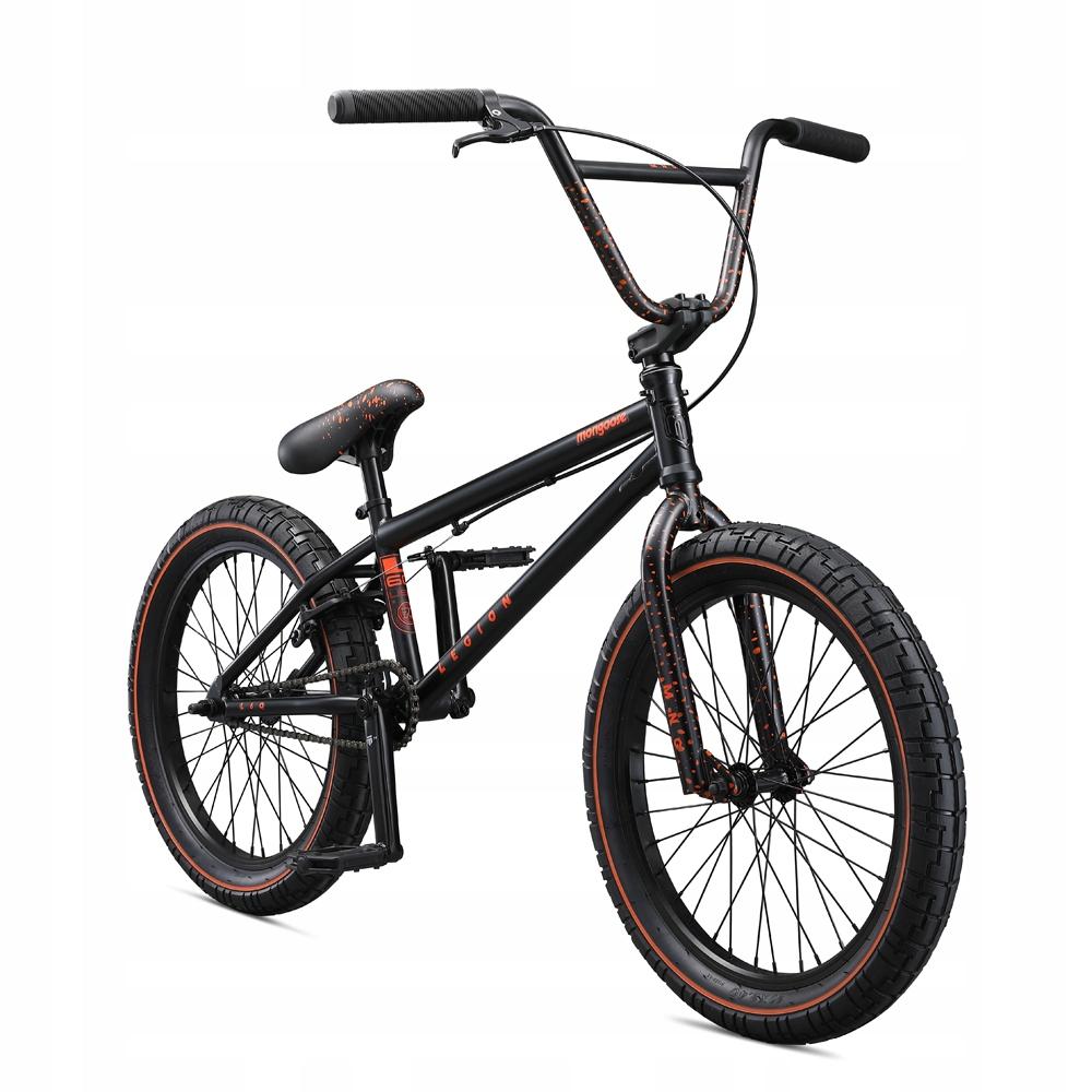 Rower BMX MONGOOSE Legion L60 L 60 skate park pegi
